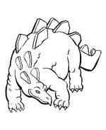 Dinosaur Coloring Page sheet | Free Printable ancient Dinosaur Coloring Pages fo… Wallpaper