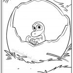 Arlo from The Good Dinosaur coloring page | Free Printable ... | 150x150