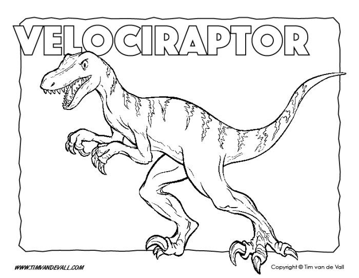 Top 35 Free Printable Unique Dinosaur Coloring Pages Online | 541x700