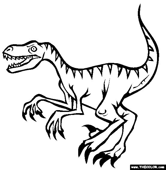 dinosaur coloring pages…since the boys are crazy for dinos right now! Wallpaper
