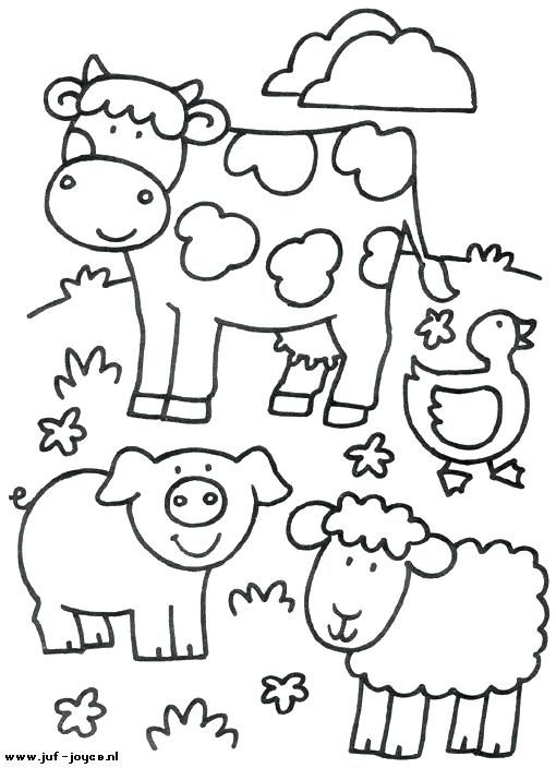 It is a photo of Animal Coloring Pages Printable intended for horse