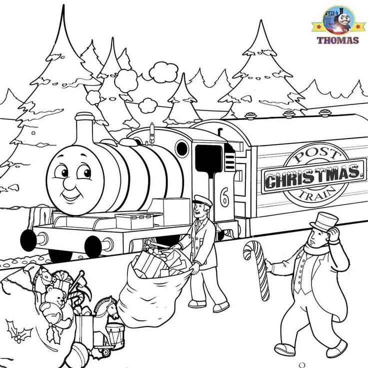 Free Thomas The Train Coloring Pages Free Coloring Pages For Kids -  TSgos.com