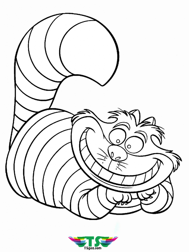 Funny-cat-coloring-page-767x1024 Funny cat cartoon coloring page.