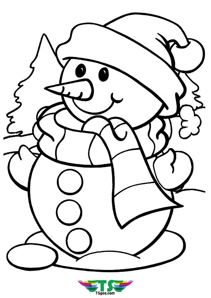 winter-coloring-page-for-kids-724x1024 Winter Coloring Page For Kids