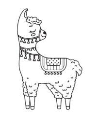 Llama llama Coloring Page Creative Kids
