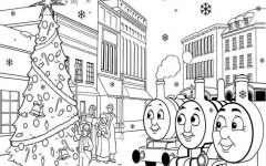 thomas the train coloring pages to print free for toddlers   #train #coloring #p…